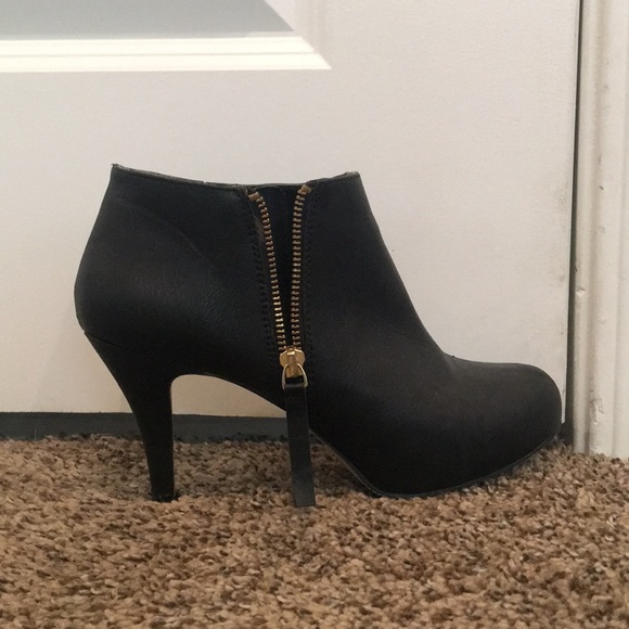 Madden Girl Shoes - High heeled ankle boots